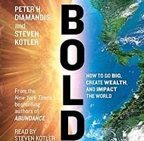 Read more about the article Bold · How to Go Big, Create Wealth and Impact the World